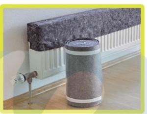 Ứng dụng thảm bảo vệ sàn che phủ bờ tường
