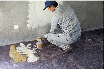 thảm Bảo vệ sàn khi thi công sửa chữa nhà cửa