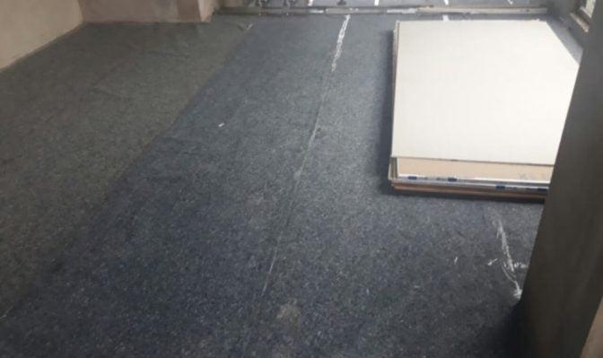 Thảm bảo vệ sàn lót công trình
